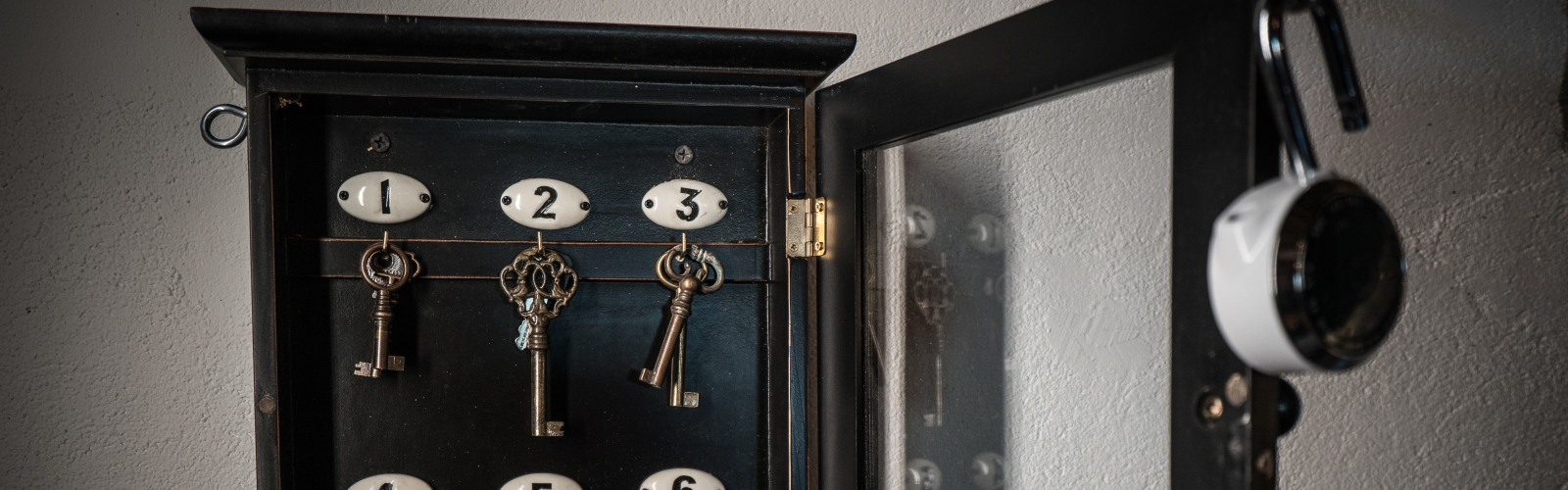 Sleutels Mayflower Escaperoom
